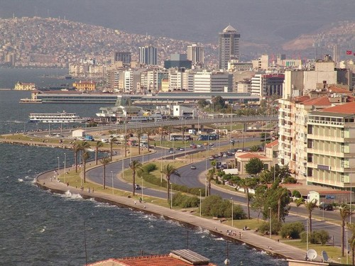 Costas de Izmir