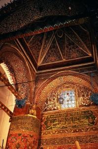Museo de Mevlana en Konya