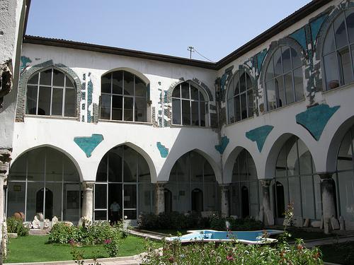 Madrasa Azul, Tokat
