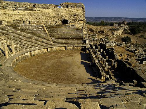 Mileto una de las ciudades mas antiguas del mundo