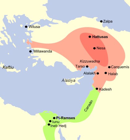 Civilizaciones de Anatolia