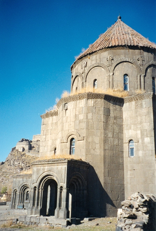La bella ciudad turco rusa de Kars