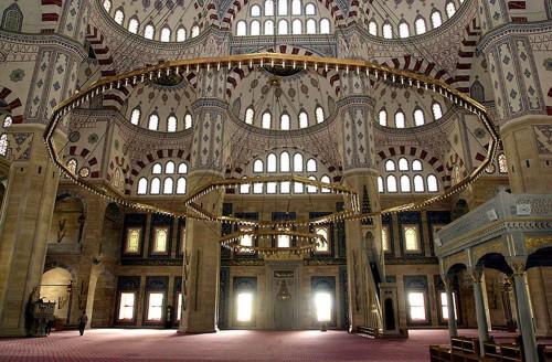 Mezquita en Adana