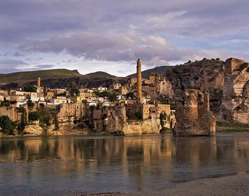 Ciudad de Hasankyef