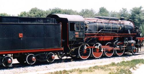 Locomotora a vapor