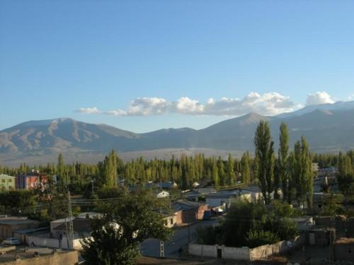 Montaña Agri en Igdir