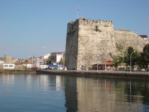 Castillo de Sinop