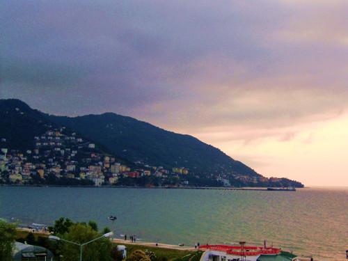 Ordu, turismo de playa en el norte del Mar Negro