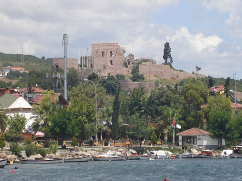 Castillo de Eskihisar