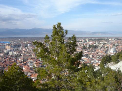 Ciudad de Burdur