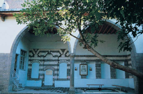Mezquita en Diyarbakir