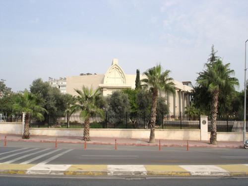 Museo Arqueologico de Antalya