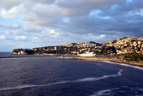 Zonguldak, playa y deportes en el Mar Negro
