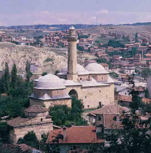 Castillo de Kastamonu