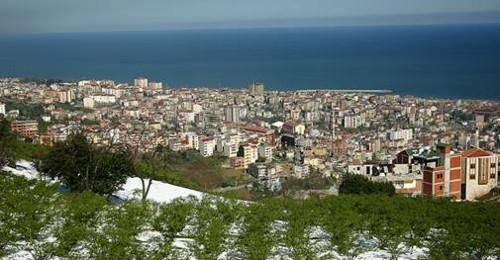 Ciudad de Trabzon