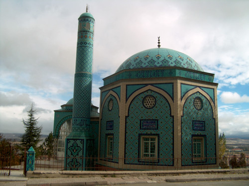 Mezquita de Porcelana