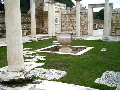Sardis, antigua capital imperial