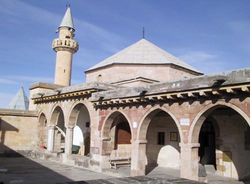 El magnífico complejo de Haci Bektas, en Neveshir