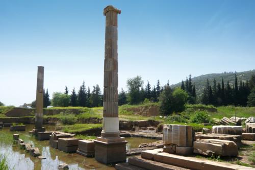 Claros, un centro profético en Izmir