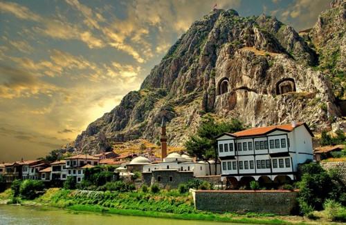 Cuenca del Yesilirmak, cuna de civilizaciones