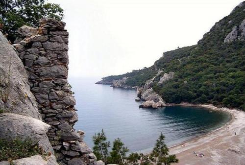 Parque Nacional Costero Beydaglari