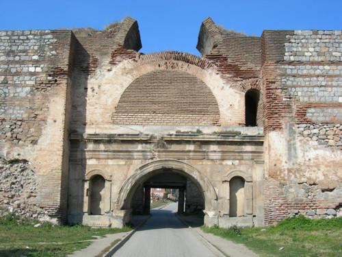Puerta de Iznik