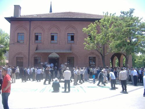 Mezquita Bayram Haci