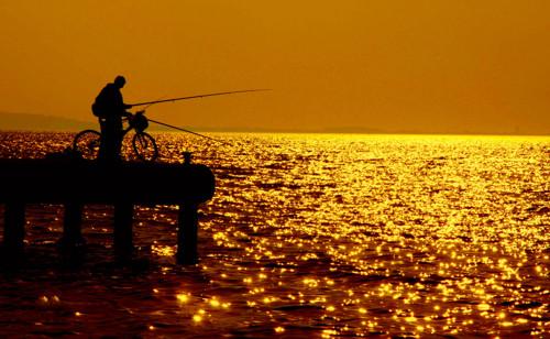 Pesca en Turquia