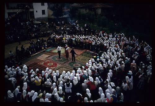Asiklik y meddahlik, patrimonio cultural de Turquía