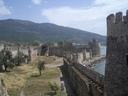 Castillo de Anamur
