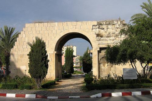 Puerta de Cleopatra