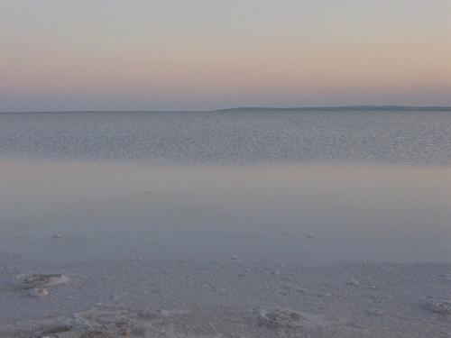 Tuz Gölü, el lago salado más grande de Turquía