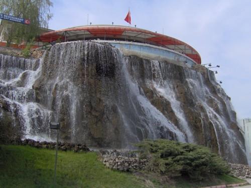 Cascada de Kecioren