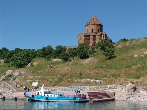 Isla de Akdamar