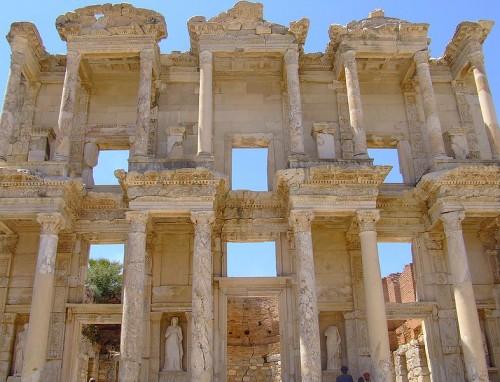 La Biblioteca de Celso en Éfeso