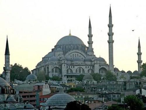 Mezquita Suleymaniye