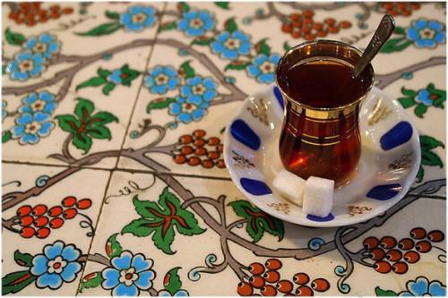 El té turco, bebida nacional