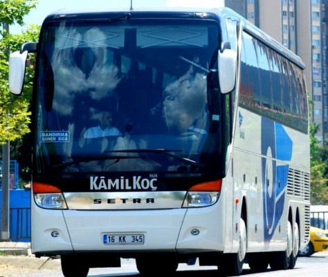 Autobuses de Turquia