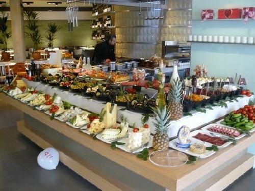 Restaurante Kuki Plus en Ankara