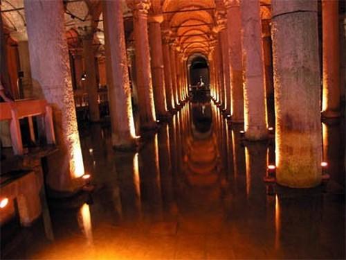 Cisterna de Yerebetan