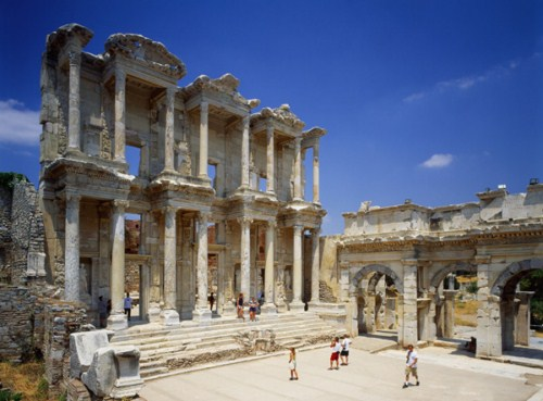 Viaje a Éfeso, guía de turismo