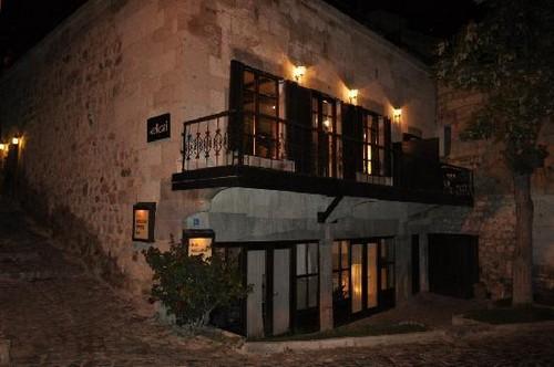 Restaurante Elai, comer en Capadocia
