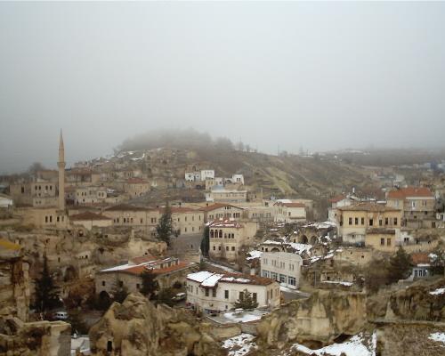 Mustafapasa, la villa oculta de Cappadocia