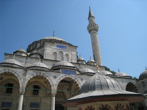 Mezquita de Solkullu Mehemet Pasa