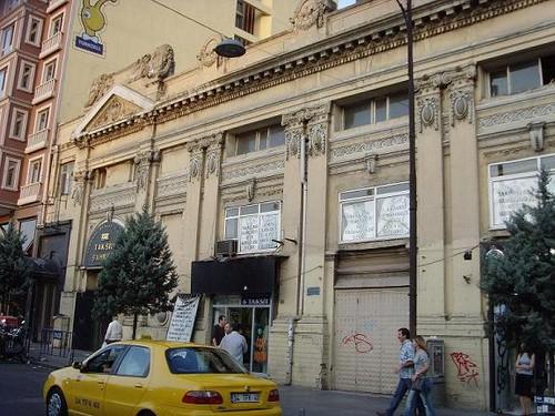Teatros de Estambul