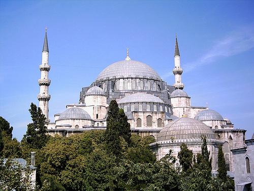 Mapa de las principales ciudades de Turquía